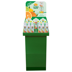 Citrus Magic 42 pc. Solids & Sprays Air Freshener Floorstand Display