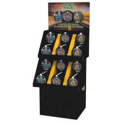 Citrus Magic On The Go 36 pc. Wheel and Tire Solid Floor Display