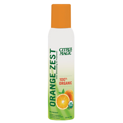 Citrus Magic ORGANIC Spray Air Freshener, 3.0 oz.