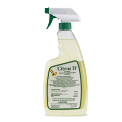 Citrus II Hospital Germicidal Cleaner, 22 fl. oz. Spray