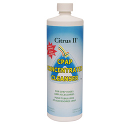 Citrus II CPAP Concentrated Cleaner, 32 oz.