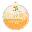 Citrus Magic ZenScents Aromatherapy Solid Air Freshener REFRESH, 7.0-Ounce