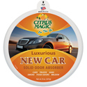 Citrus Magic On The Go Solid Air Freshener, 8.0 oz., Clean New Car