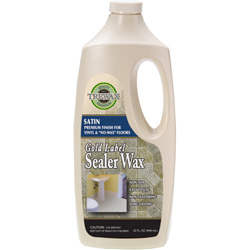 Trewax Gold Label Sealer Wax - Satin Finish